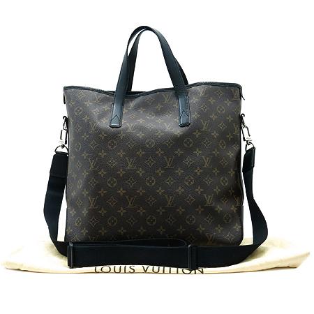 Louis Vuitton(루이비통) M56708 모노그램 마카사르 캔버스 데이비스 토트백 + 숄더스트랩