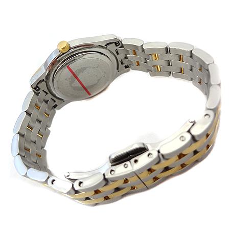 Gucci(구찌) 신형 YA055520 5500L 라운드 콤비 여성용 시계 [일산매장]