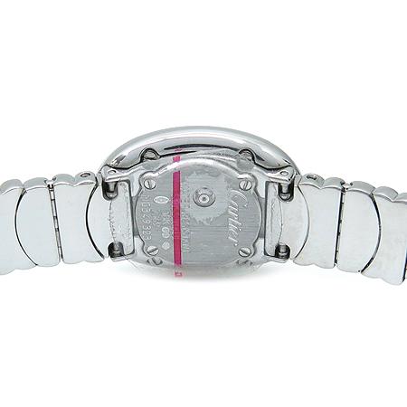 Cartier(까르띠에) W15189L2 18K(750) 화이트골드 BAIGNOIRE(베누아) 금통 여성용 시계