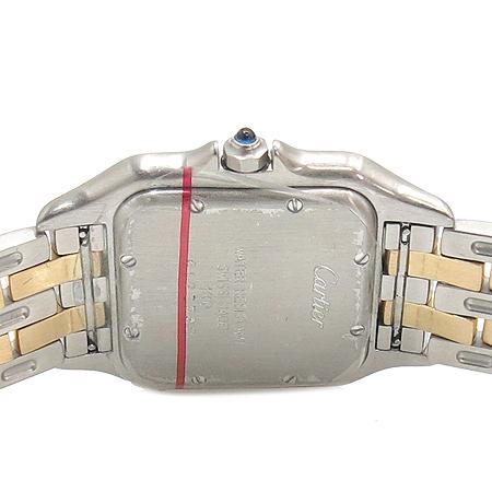 Cartier(까르띠에) 18K 두줄콤비 팬더 M사이즈 남성용 시계 이미지4 - 고이비토 중고명품