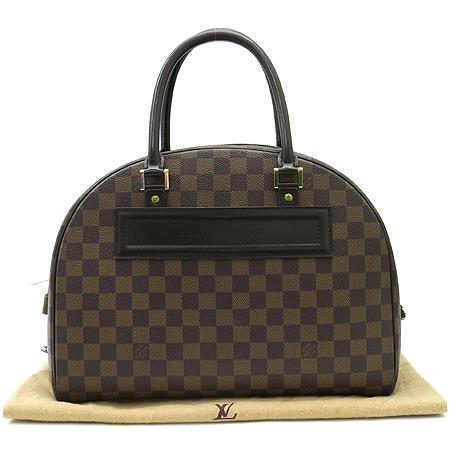 Louis Vuitton(루이비통) N41455 다미에 에벤 캔버스 노리타 토트백 이미지2 - 고이비토 중고명품