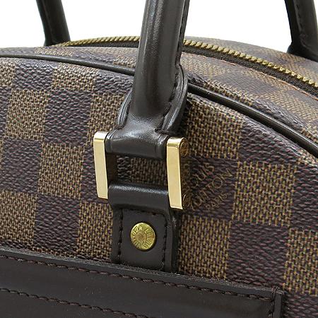 Louis Vuitton(루이비통) N41455 다미에 에벤 캔버스 노리타 토트백 이미지4 - 고이비토 중고명품
