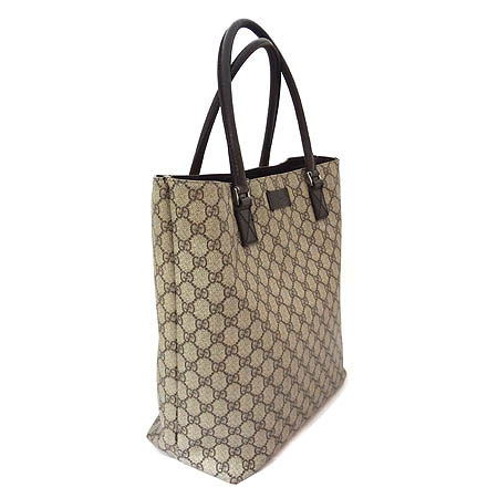 Gucci(구찌) 131220 GG로고 PVC 바겟 토트백 [일산매장] 이미지2 - 고이비토 중고명품
