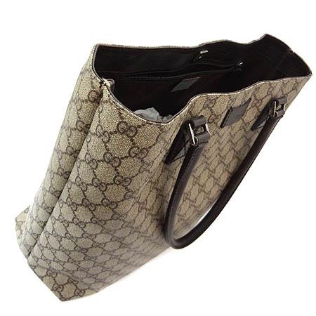 Gucci(구찌) 131220 GG로고 PVC 바겟 토트백 [일산매장] 이미지4 - 고이비토 중고명품