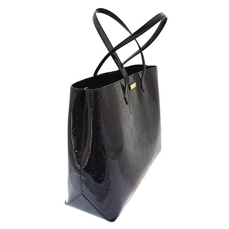 Louis Vuitton(루이비통) M91442 모노그램 베르니 윌셔 GM 토트백 [일산매장]