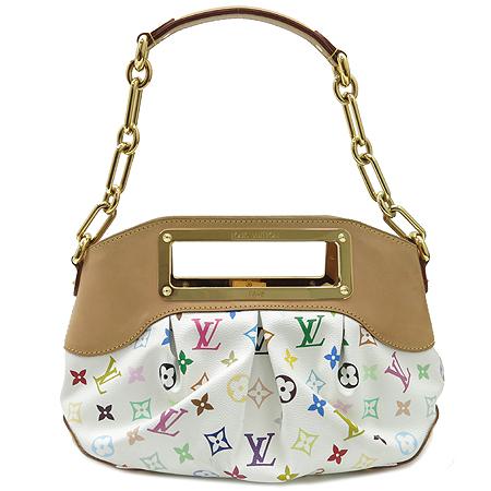 Louis Vuitton(루이비통) M40257 모노그램 멀티 화이트 주디PM 2WAY [대구황금점]