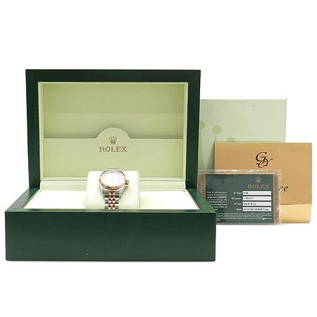 Rolex(로렉스) 179171 18K 핑크골드 콤비 DATEJUST (데이저스트) 여성용 시계 [동대문점]