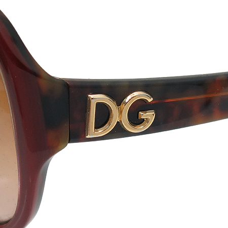 D&G(돌체&가바나) DG4048 측면 금장 로고 뿔테 선글라스 [인천점] 이미지5 - 고이비토 중고명품
