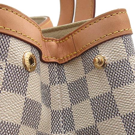 Louis Vuitton(루이비통) N51206 다미에 아주르 캔버스 햄스테드 MM 숄더백 이미지5 - 고이비토 중고명품