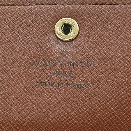 Louis Vuitton(���̺���) M61202 ���� ĵ���� ���ų����� 3�� ������