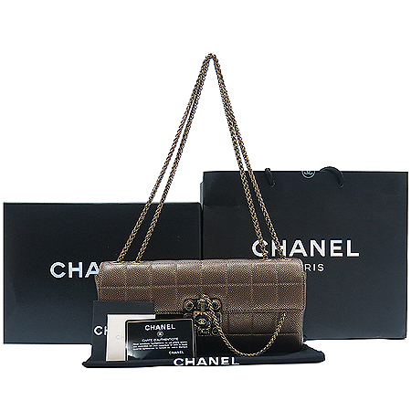 Chanel(샤넬) A50110 2011한정판 메탈 브론즈 비장스 트레져(BYZANCE TREASURES) 숄더백