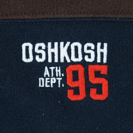 OSHKOSH(오시코시) 후드 집업 가디건
