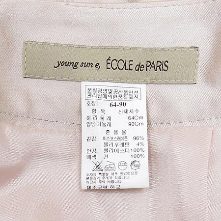 ECOLE de PARIS(에꼴드파리) 정장 (배색: 실크 100)