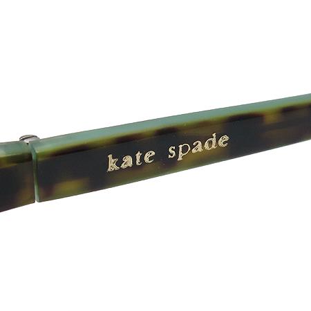KATESPADE(케이트 스페이드) 호피 무늬 뿔테 선글라스 [인천점]