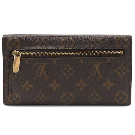 Louis Vuitton(루이비통) M60123 모노그램 캔버스 유젠느 월릿 장지갑 이미지3 - 고이비토 중고명품