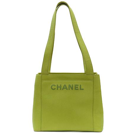 Chanel(샤넬) 이니셜 캐비어스킨 숄더백 [강남본점]
