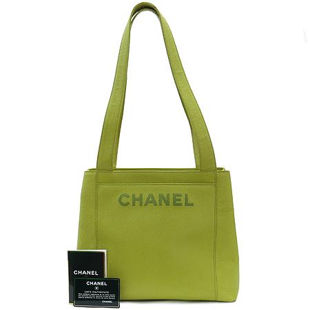 Chanel(샤넬) 이니셜 캐비어스킨 숄더백 [강남본점] 이미지2 - 고이비토 중고명품