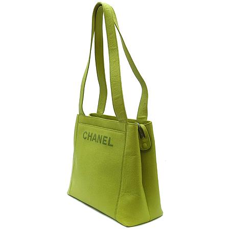 Chanel(샤넬) 이니셜 캐비어스킨 숄더백 [강남본점] 이미지3 - 고이비토 중고명품