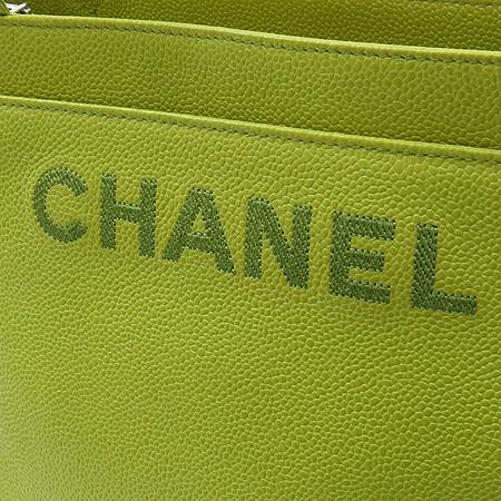 Chanel(샤넬) 이니셜 캐비어스킨 숄더백 [강남본점] 이미지4 - 고이비토 중고명품
