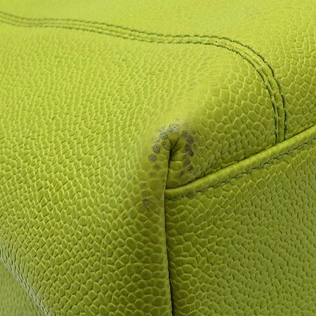 Chanel(샤넬) 이니셜 캐비어스킨 숄더백 [강남본점] 이미지5 - 고이비토 중고명품