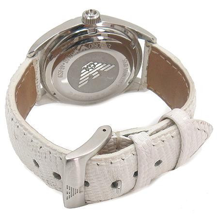 Armani(아르마니) AR0529 베젤 큐빅 자개판 여성용 시계 이미지3 - 고이비토 중고명품