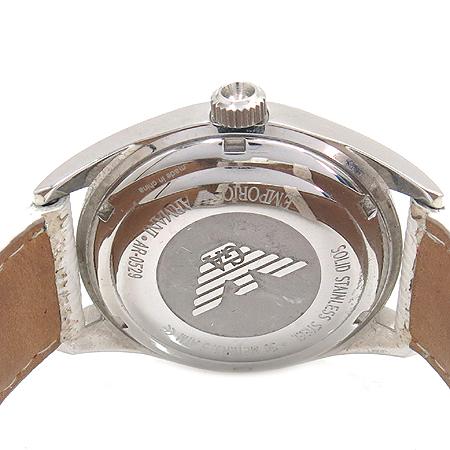 Armani(아르마니) AR0529 베젤 큐빅 자개판 여성용 시계 이미지4 - 고이비토 중고명품