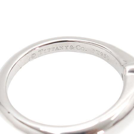 Tiffany(티파니) PT950 플래티늄골드 0.16캐럿 다이아 웨딩반지 - 6호  [대구동성로점] 이미지4 - 고이비토 중고명품