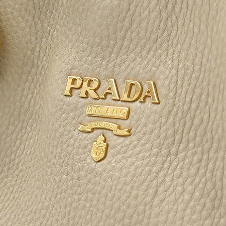 Prada(프라다) BR4372 VIT.DAINO(사슴 가죽) 측면 집업 토트백