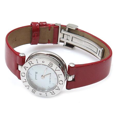 Bvlgari(불가리) ZERO1 BZ22S 자개판 여성용 에나멜 DD클립 밴드 시계