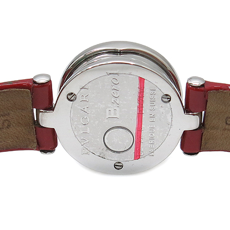 Bvlgari(불가리) ZERO1 BZ22S 자개판 여성용 에나멜 DD클립 밴드 시계 이미지4 - 고이비토 중고명품