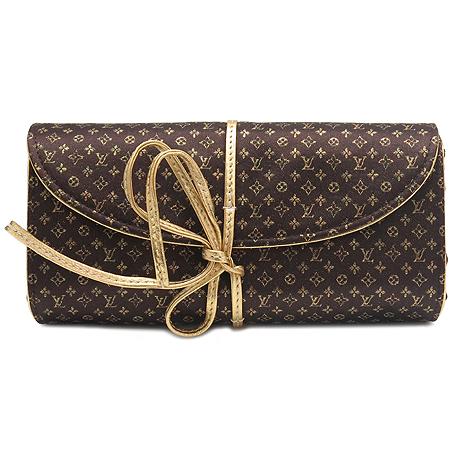 Louis Vuitton(루이비통) M92329 사틴 모노그램 다용도 멀티 파우치 케이스 겸 클러치백