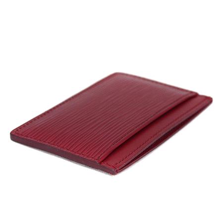 Louis Vuitton(루이비통) M60327 에삐 레더 푸시아 포트카트 심플 카드명함지갑 [명동매장]