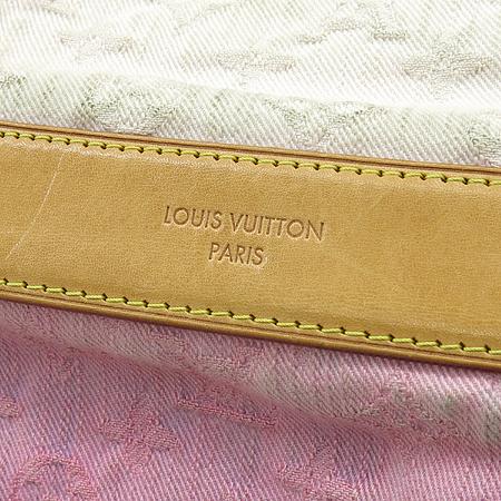 Louis Vuitton(루이비통) M93182 2010 컬렉션 라인 선샤인 데님 크로스백