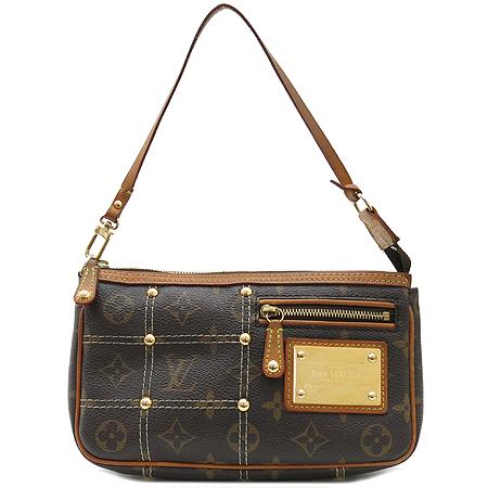 Louis Vuitton(루이비통) M40141 모노그램 캔버스 리미티드 포쉐트 악세서리 리베팅 파우치 숄더백 [명동매장]