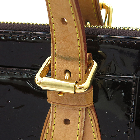 Louis Vuitton(루이비통) M93510 모노그램 베르니 아마랑뜨 로즈우드 숄더백