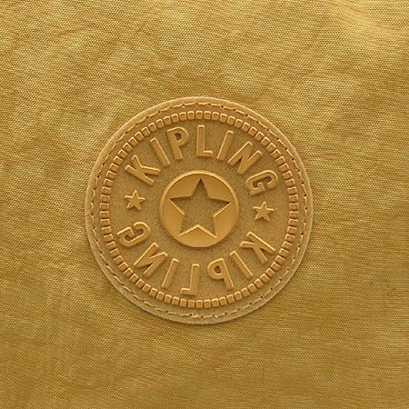 KIPLING(키플링) 원 플랩 옐로우 컬러 크로스백