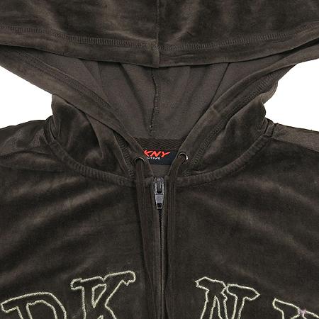 DKNY(도나카란) 후드 집업 가디건 이미지3 - 고이비토 중고명품