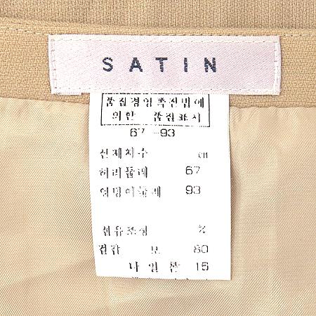 SATIN(사틴) 스커트