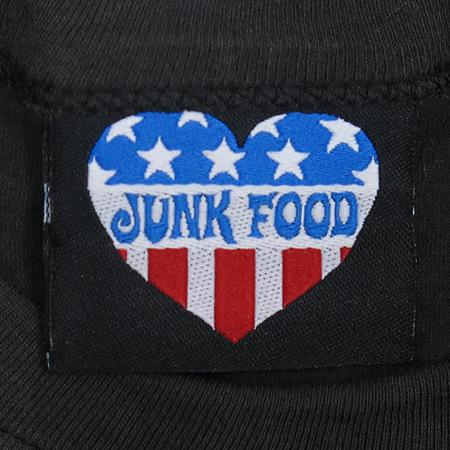 Junk food(정크푸드) 반팔 티