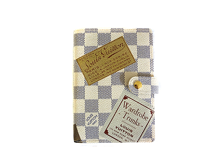 Louis Vuitton(루이비통) R21070 다미에 아주르 캔버스 스몰 링 아젠다 다이어리 [일산매장]