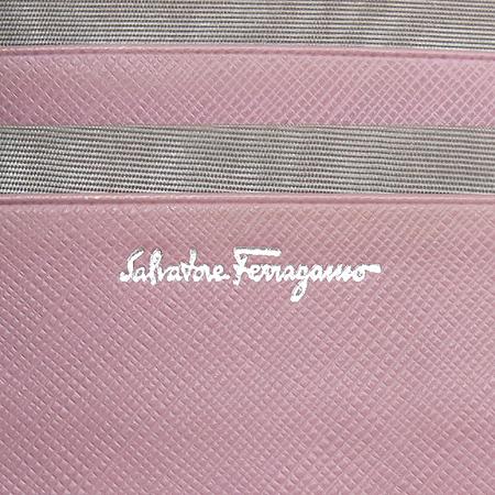 Ferragamo(페라가모) 22 4639 사피아노 간치니 버클 반지갑