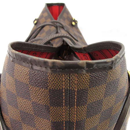 Louis Vuitton(루이비통) N51106 다미에 에벤 캔버스 네버풀 GM 숄더백 [미아현대매장] 이미지4 - 고이비토 중고명품