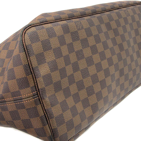 Louis Vuitton(루이비통) N51106 다미에 에벤 캔버스 네버풀 GM 숄더백 [미아현대매장] 이미지5 - 고이비토 중고명품