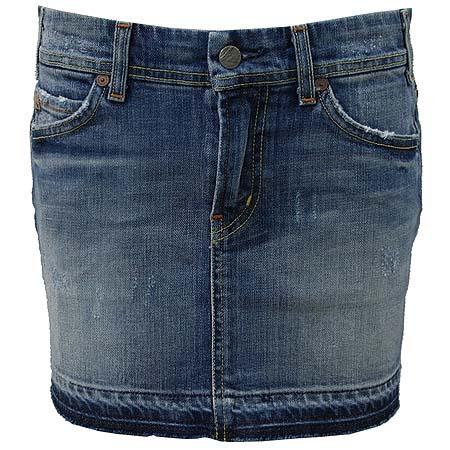 Premium Jeans(프리미엄진) CITIZEN OF HUMANITY(시티즌 오브 휴머니티) 청 스커트