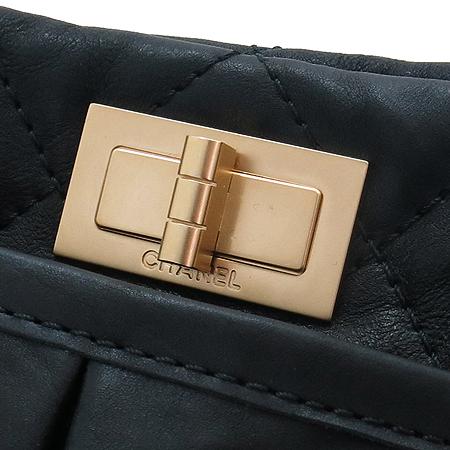 Chanel(샤넬) A48223Y03057 블랙 래더 금장 메탈 체인 숄더백 이미지5 - 고이비토 중고명품