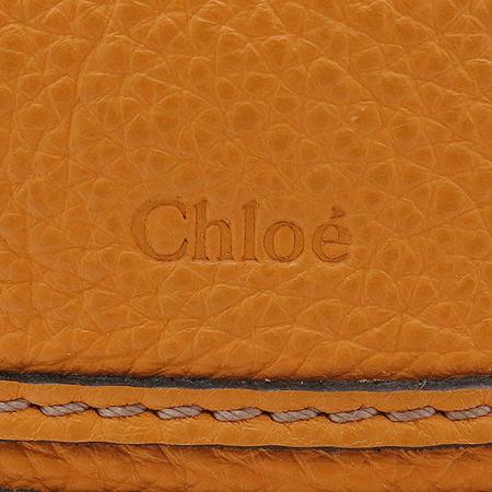 Chloe(끌로에) 3S0851 161 레더 마르시 L사이즈 호보 토트백
