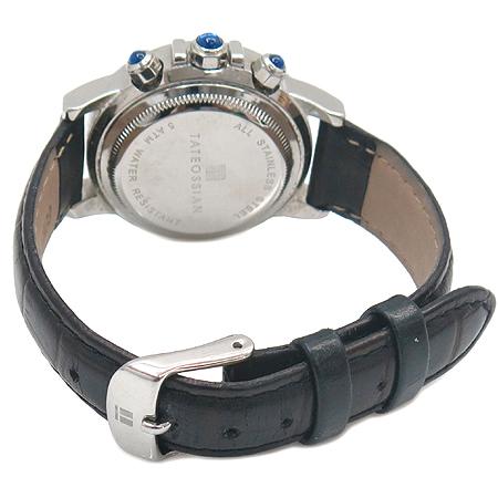 TATEOSSIAN(타테오시안) 베젤 크리스탈 장식 크로노그래프 여성용 시계 [강남본점] 이미지4 - 고이비토 중고명품
