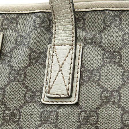 Gucci(구찌) 181084 GG 로고 PVC 쇼퍼 숄더백 이미지5 - 고이비토 중고명품