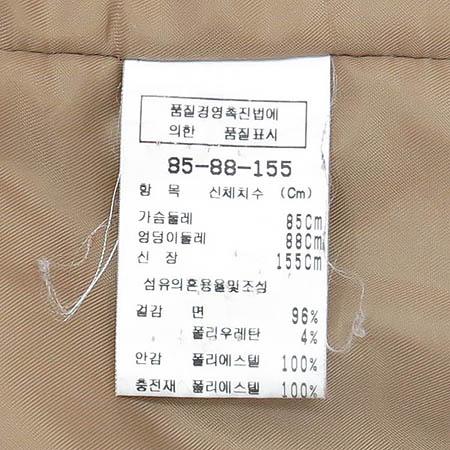 JIGOTT(지고트) 코듀로이 후드 집업 자켓