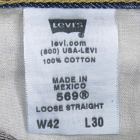 Levi's(리바이스) 루즈 스트레이트 369 청바지